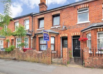 Thumbnail 2 bed terraced house for sale in Kensington Road, Reading, Berkshire