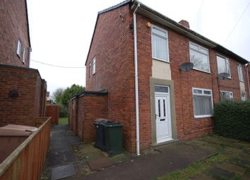 Thumbnail 3 bed semi-detached house for sale in Hailsham Avenue, Benton, Newcastle Upon Tyne