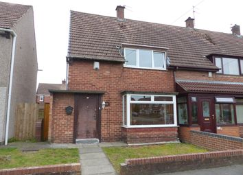 Thumbnail 2 bed semi-detached house for sale in Chelmsford Road, Sunderland