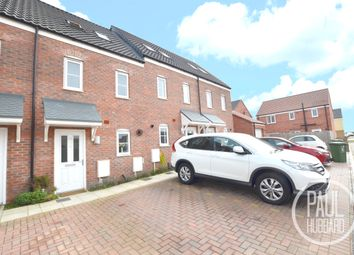 3 bed terraced house for sale in Marler Close, Bradwell, Great Yarmouth NR31