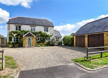 Thumbnail 4 bed detached house for sale in The Mead, Southmead Lane, Henstridge, Templecombe