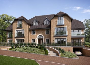Thumbnail 2 bedroom flat for sale in Chigwell Road, Chigwell
