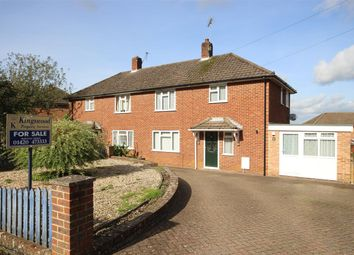 Thumbnail 3 bed semi-detached house for sale in Dennis Way, Liss
