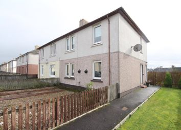 Thumbnail 1 bed flat for sale in Orchard Street, Overtown, Wishaw