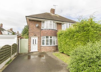 Thumbnail 2 bed semi-detached house for sale in Greenbank Drive, Ashgate, Chesterfield