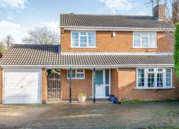 Thumbnail 4 bedroom detached house for sale in Ibstock Close, Northampton, Northamptonshire, Northants