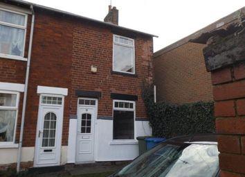 Thumbnail 2 bed terraced house for sale in 5 Bradleys Yard, High Street, Warsop, Mansfield, Nottinghamshire