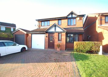Thumbnail 4 bedroom detached house for sale in Lowfield Road, Blackpool