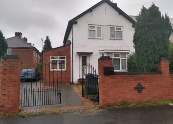 4 bed semi-detached house for sale in Overton Road, Birmingham B27
