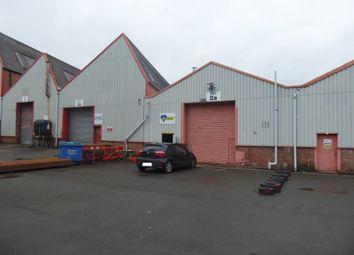 Thumbnail Industrial to let in Miry Lane, Wigan