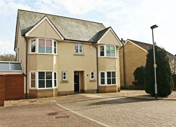 Thumbnail 4 bed detached house for sale in Quidditch Lane, Lower Cambourne, Cambourne, Cambridge