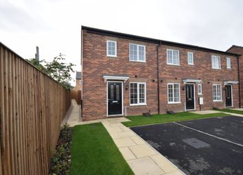 Thumbnail 3 bed town house for sale in High Hazel Close, Featherstone, Pontefract