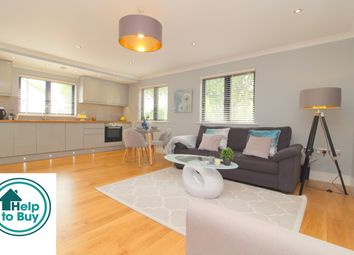 Thumbnail 2 bed flat for sale in Chambers Court, Park Road, Ashford, Surrey