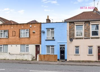 Thumbnail 2 bed terraced house for sale in Clouds Hill Road, St. George, Bristol