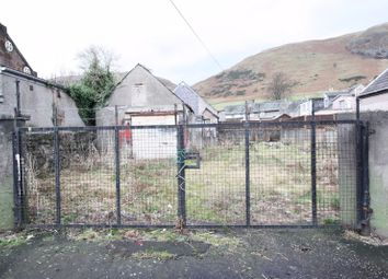 Thumbnail Land for sale in Hill Street, Tillicoultry