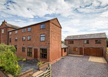 Thumbnail 6 bed detached house for sale in Main Street, Newton Burgoland