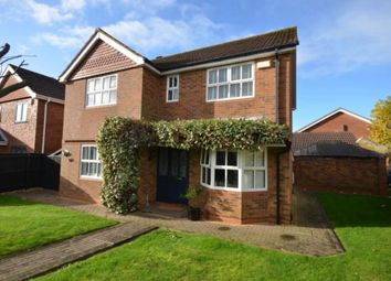 Thumbnail 4 bed detached house to rent in Marlborough Way, Cleethorpes