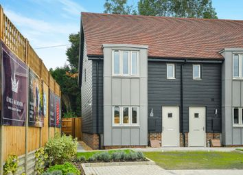 Thumbnail 3 bed terraced house for sale in East Grinstead Road, North Chailey, Lewes