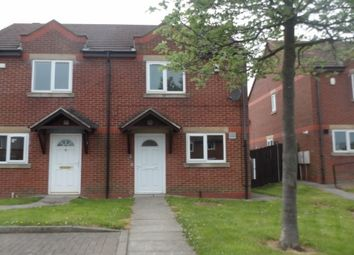 Thumbnail 2 bed semi-detached house to rent in Harwich Grove, Hartlepool
