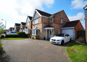 Thumbnail 3 bed detached house for sale in Cottonwood, Houghton Le Spring