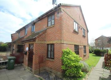 Thumbnail 1 bed semi-detached house to rent in Dutch Barn Close, Stanwell, Staines