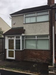 Thumbnail 2 bed semi-detached house to rent in Esonwood Road, Whiston, Prescot