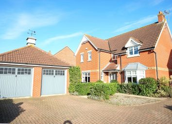 4 bed detached house for sale in Swallowfields, Carlton Colville NR33