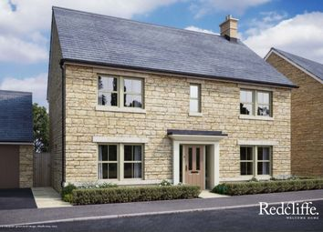 Thumbnail 4 bed detached house for sale in Park Lane, Corsham, Wiltshire