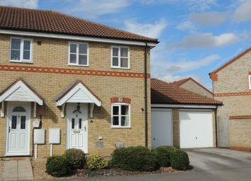 Thumbnail 2 bed semi-detached house to rent in Wymondham, Monkston, Milton Keynes