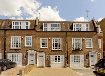 4 bed terraced house for sale in Marston Close, Swiss Cottage, London NW6