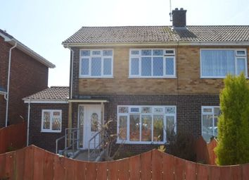 Thumbnail 4 bed semi-detached house for sale in Viking Road, Bridlington