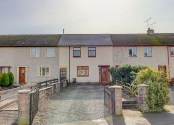 Thumbnail 3 bed terraced house for sale in Akers Avenue, Locharbriggs, Dumfries