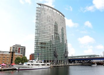 Thumbnail 2 bedroom flat for sale in West India Quay, London