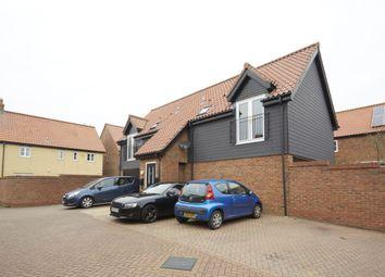 Thumbnail Studio to rent in Wheeler Crescent, Easton, Norwich