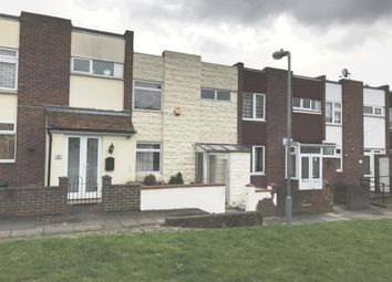 Thumbnail 3 bed terraced house to rent in Bramshill Close, Chigwell, Essex