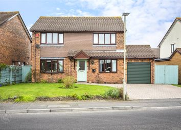 Thumbnail 4 bed detached house for sale in Drew Close, Talbot Village, Poole