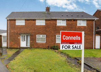 Thumbnail 2 bedroom semi-detached house for sale in Barnfield Road, Eastfield, Wolverhampton