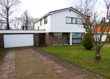 Thumbnail 4 bed detached house to rent in Tanglewood Close, Croydon