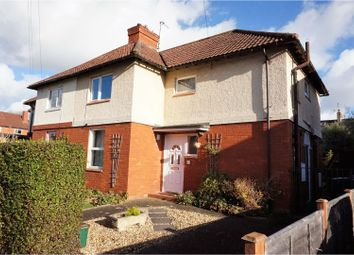 Thumbnail 3 bed semi-detached house for sale in Addison Grove, Taunton