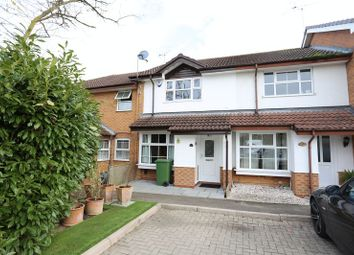 Thumbnail 2 bed terraced house for sale in Harvard Close, Woodley, Reading