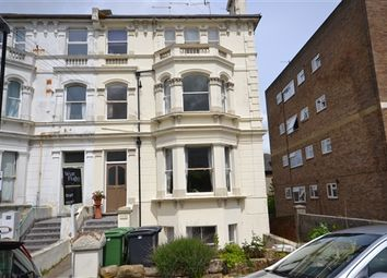 Thumbnail 2 bedroom flat to rent in Holmesdale Gardens, Hastings