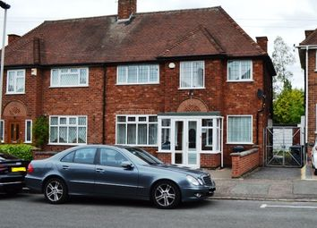 Thumbnail 3 bed semi-detached house for sale in Westmeath Avenue, Leicester