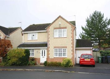 Thumbnail 3 bed detached house for sale in Saxby Road, Chippenham, Wiltshire