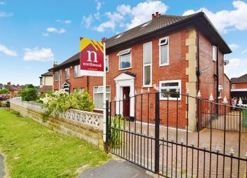 Thumbnail 4 bedroom semi-detached house for sale in Dominion Avenue, Chapel Allerton