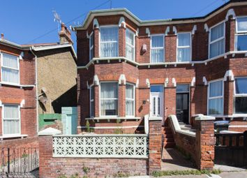 Thumbnail 3 bed semi-detached house for sale in Approach Road, Margate