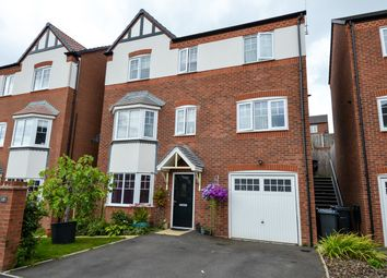 Thumbnail 4 bed detached house for sale in Caban Close, Northfield, Birmingham