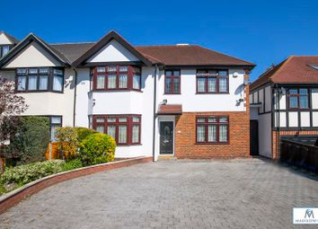 Thumbnail 6 bed semi-detached house to rent in Palmerston Road, Buckhurst Hill