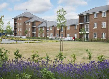 Thumbnail 2 bed flat for sale in Herten Way, Doncaster
