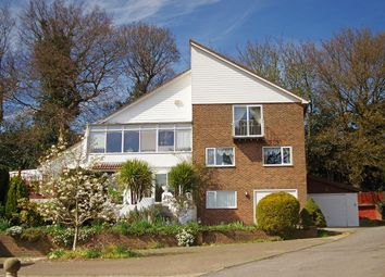 Thumbnail 5 bed detached house for sale in Hillside Road, Hastings, East Sussex