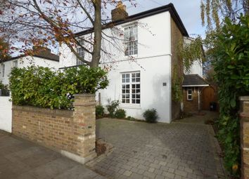 Thumbnail 3 bed semi-detached house to rent in South Road, Twickenham